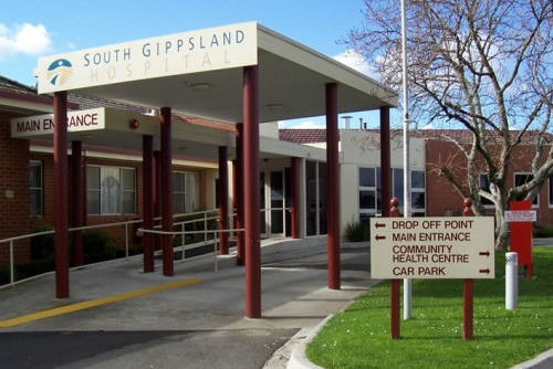 South Gippsland Hospital in Foster